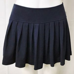 Tail Tennis Skirt Navy Blue Pleated Athletic Wear